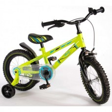 Bicicleta copii Blade Electric Green 14 inch Cycles
