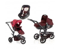 Carucior 3 in 1 sistem Jane Trider Matrix