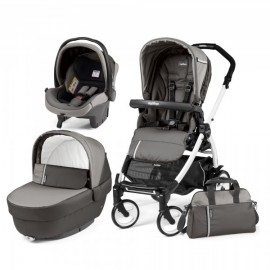 Carucior 3 in 1 Book Plus 51 Black White Class Peg Perego