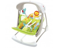 Leagan 2in1 Rainforest Friends Take Along Fisher Price