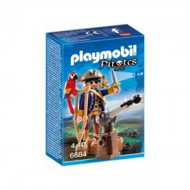 Capitanul piratilor Playmobil