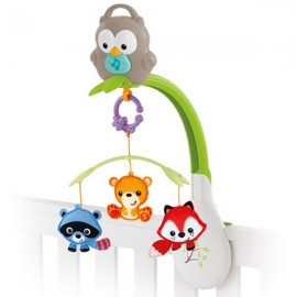 Carusel 3 in 1 Woodland Friends Fisher Price