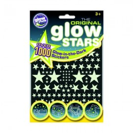 Stickere 1000 stele fosforescente The Original Glowstars Company