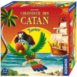 Colonistii din Catan Junior Kosmos