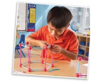 Set constructie Forme geometrice Learning Resources